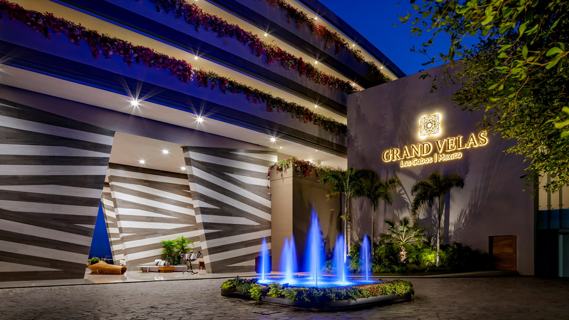 Grand Velas Los Cabos wins a gold medal