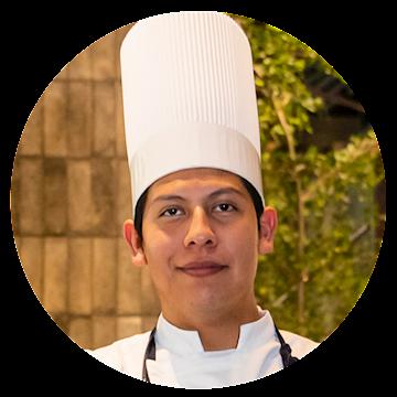 Chef David Bernal Galicia