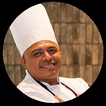 Chef Jorge Ezequiel González González