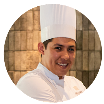 Chef Samuel Robles Villagrana