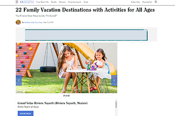 22 Family Vacation Destinations with Activities for All Ages
