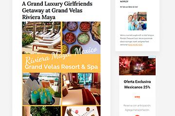 A Grand Luxury Girlfriends Getaway at Grand Velas Riviera Maya