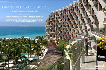 GRAND VELAS LOS CABOS All-Inclusive Luxury in Pacific Paradise