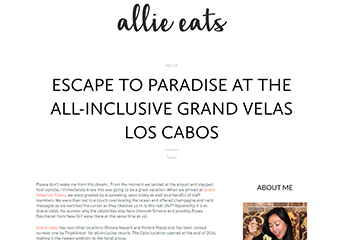 Escape to paradise at the all-inclusive Grand Velas Los Cabos