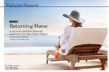 A stay at the AAA Four- Diamond, adults-only Casa Velas Puerto Vallarta