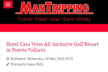 Hotel Casa Velas All-Inclusive Golf Resort in Puerto Vallarta