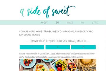 GRAND VELAS RESORT CABO SAN LUCAS, MEXICO