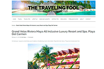 Grand Velas Riviera Maya All Inclusive Luxury Resort and Spa, Playa Del Carmen