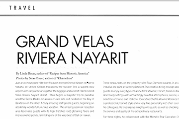 Grand Velas Riviera Nayarit ─ Flair Magazine