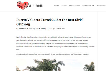 Puerto Vallarta Travel Guide: The Best Girls' Getaway