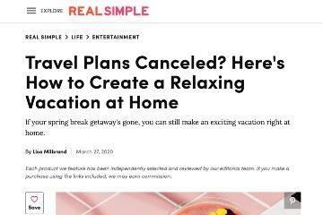 realsimple see what the internet