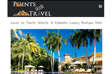 Casas en Puerto Vallarta: A Romantic Luxury Boutique Hotel