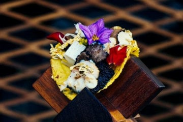 The world's most expensive taco is ridiculously expensive
