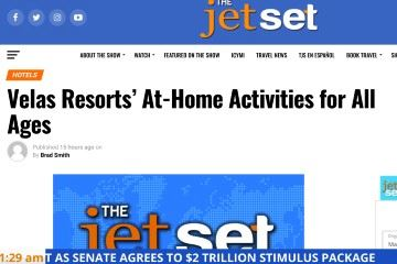 thejetset Velas Resorts' At-Home Activities for All Ages