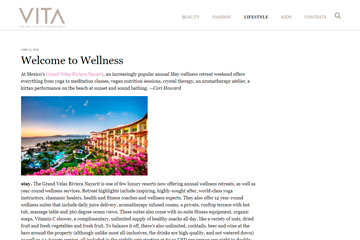 Welcome to Wellness
