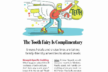The Tooh Fairy Is Complimentary