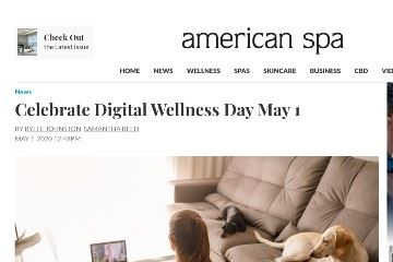 wellnessing american spa