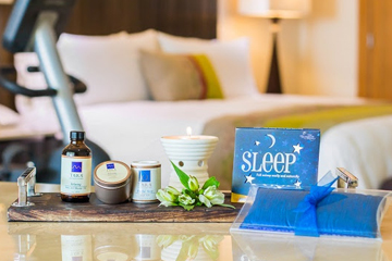 Slip Kit Wellness Resort