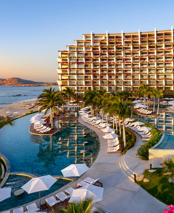 A Luxury Los Cabos Beach Resort At Land's End