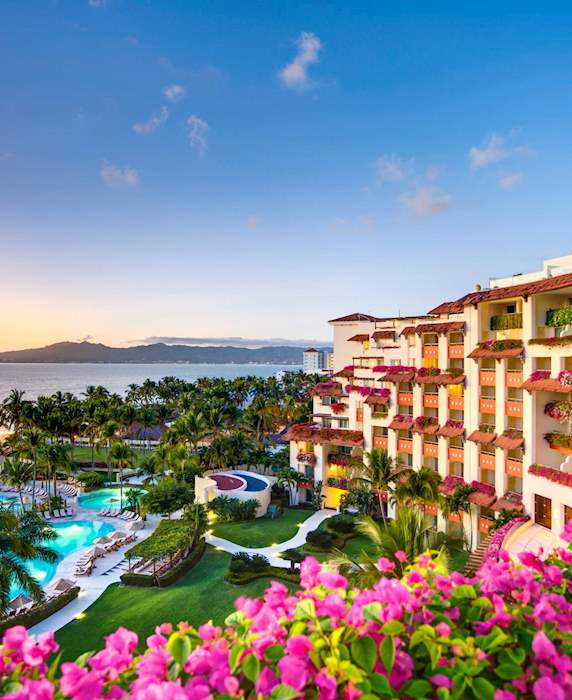 A Beyond All Inclusive Resort On The Riviera Nayarit